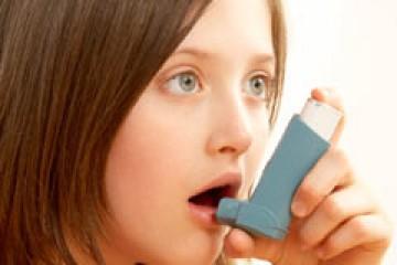 קצרת נשימה לילדים