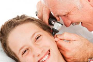דלקות אוזניים לילדים